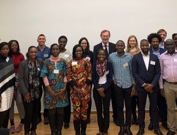 First Conference of the African-German Research Network – Berlin, 20-24 November 2019